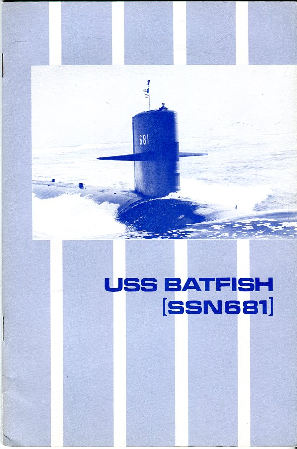Image for USS Batfish (SSN 681), Commissioned September 1, 1972