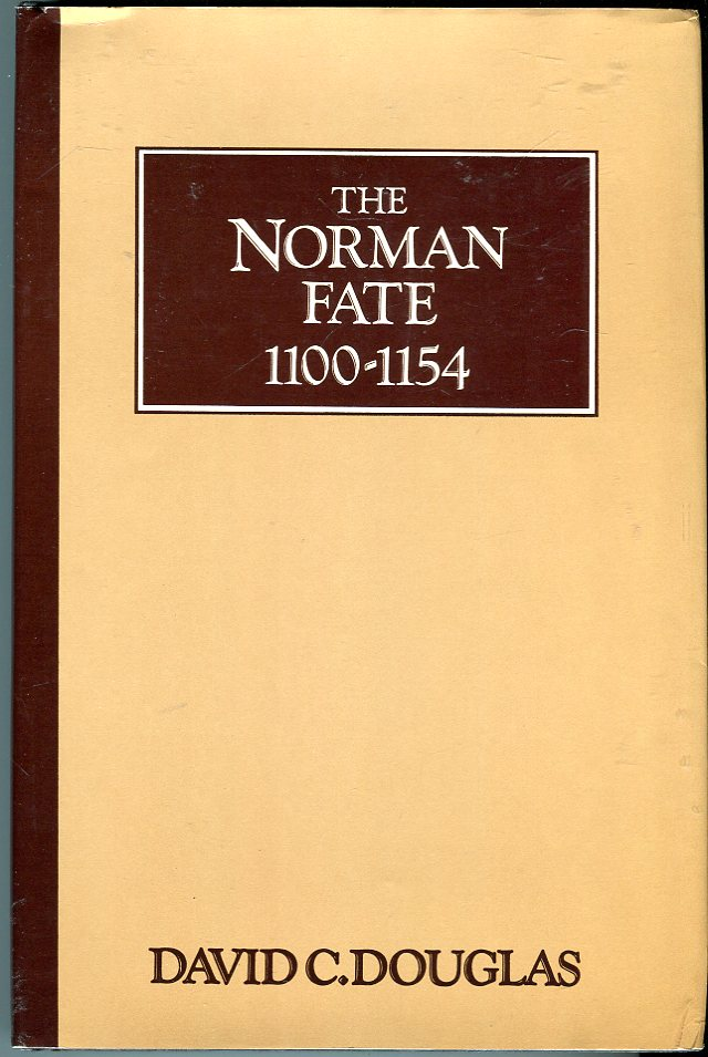 Image for The Norman Fate 1100- 1154