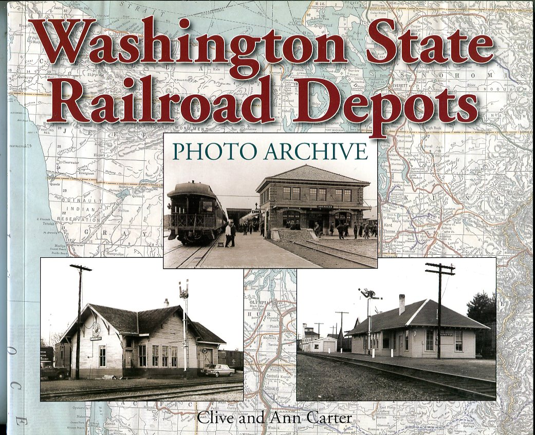 Image for Washington State Railroad Depots Photo Archive