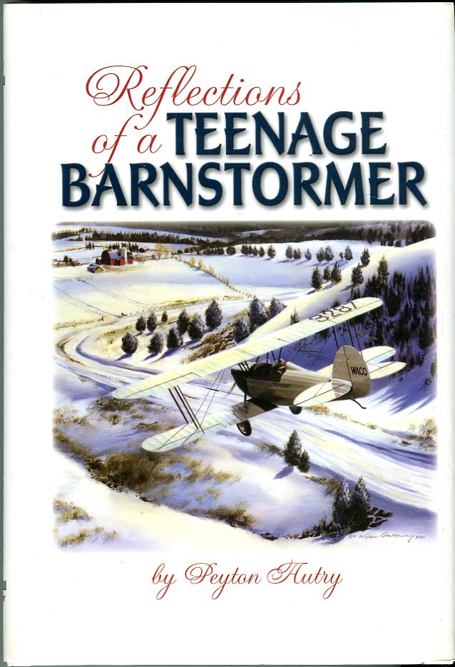 Image for Reflections of a Teenage Barnstormer
