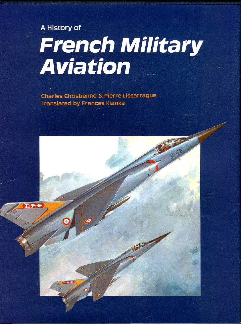 Image for A History of French Military Aviation