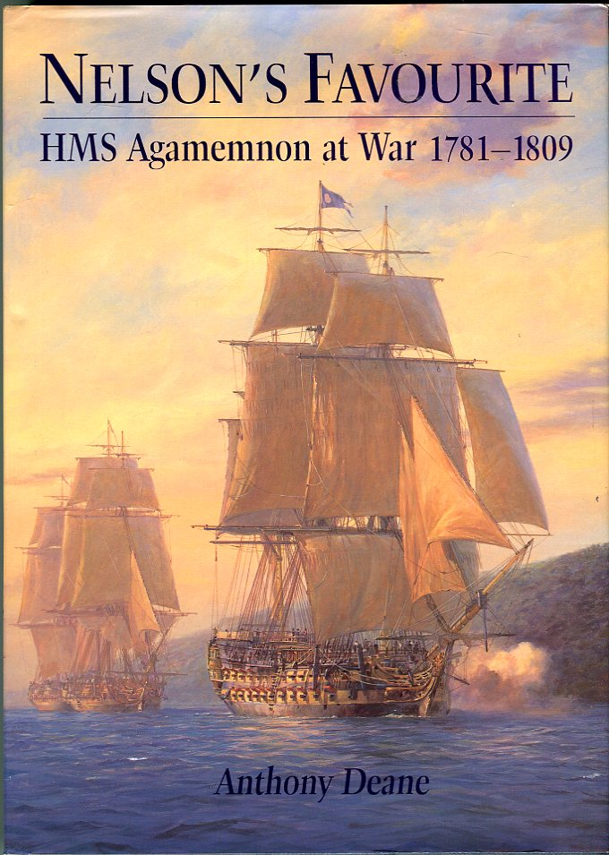 Image for Nelson's Favorite: HMS Agamemnon at War 1781- 1809