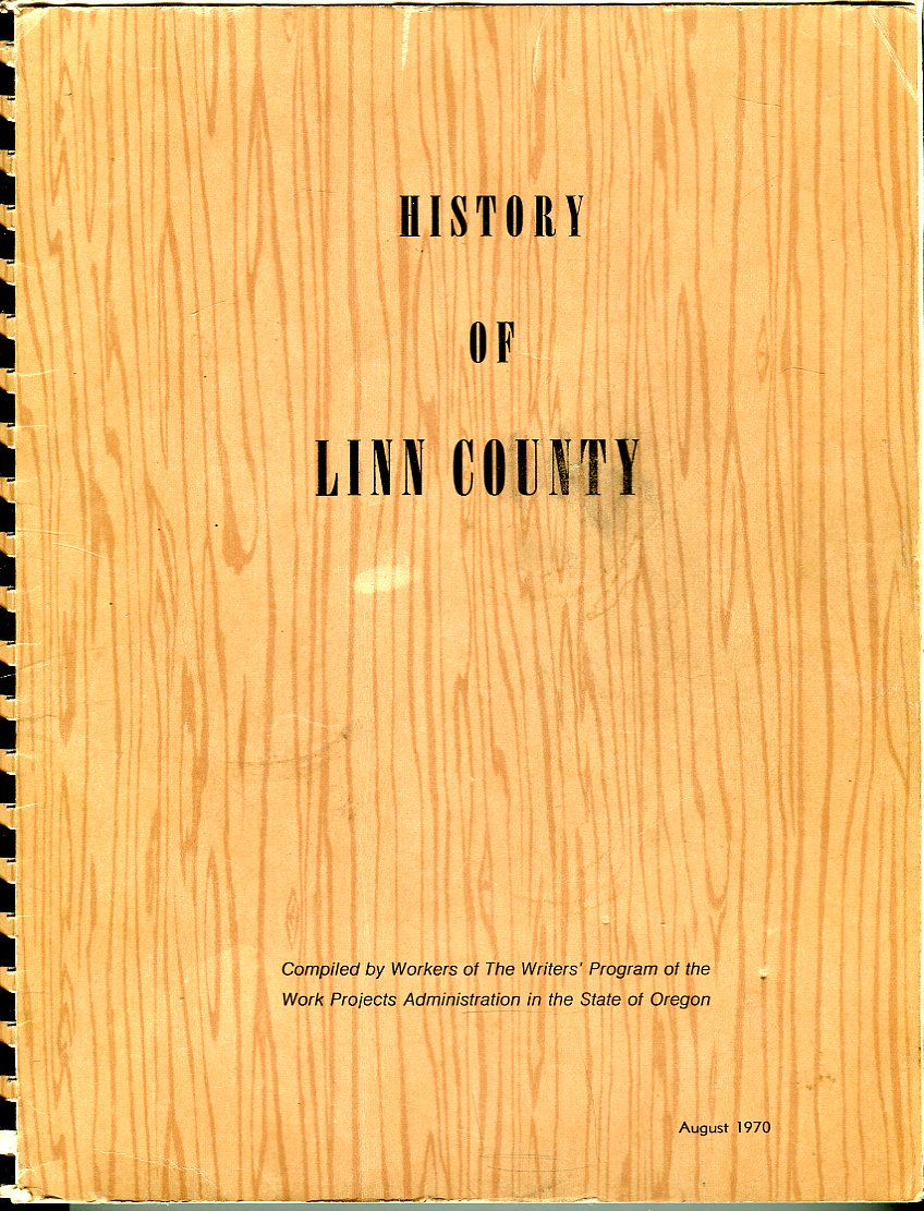 Image for History of Linn County (Oregon)