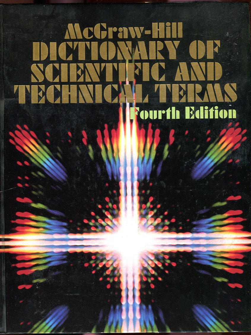 Image for McGraw Hill Dictionary of Scientific and Technical Terms