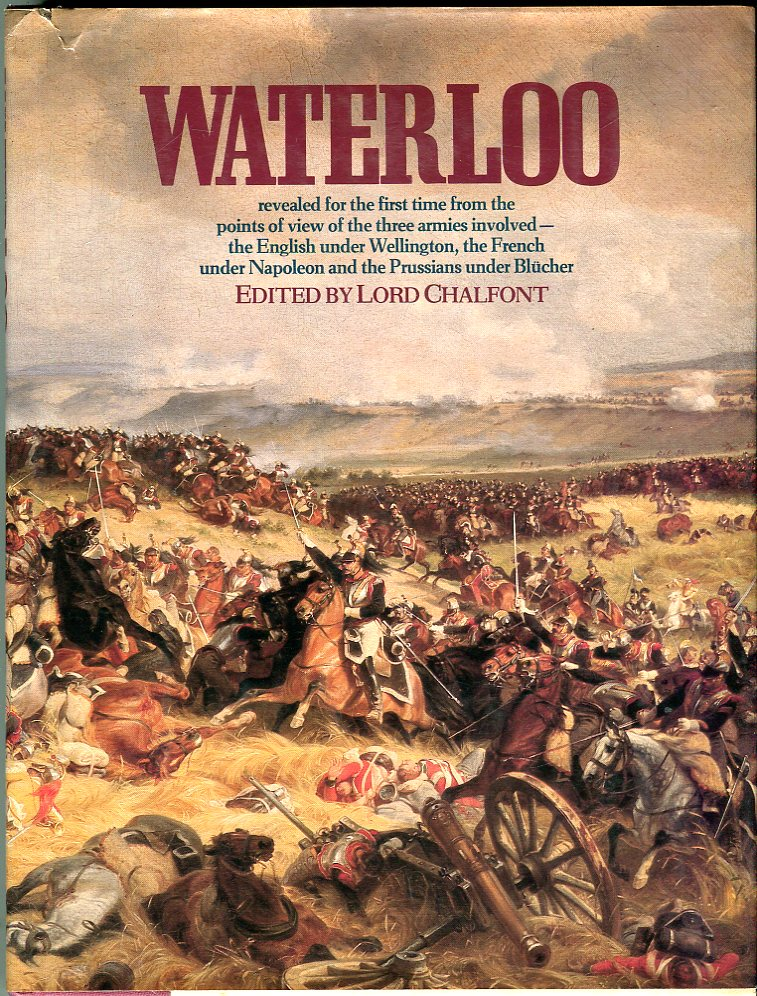 Image for Waterloo: Battle of Three Armies