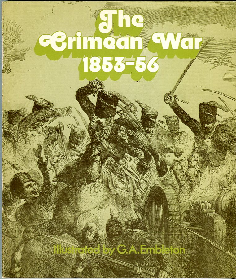 Image for The Crimean War 1853- 56