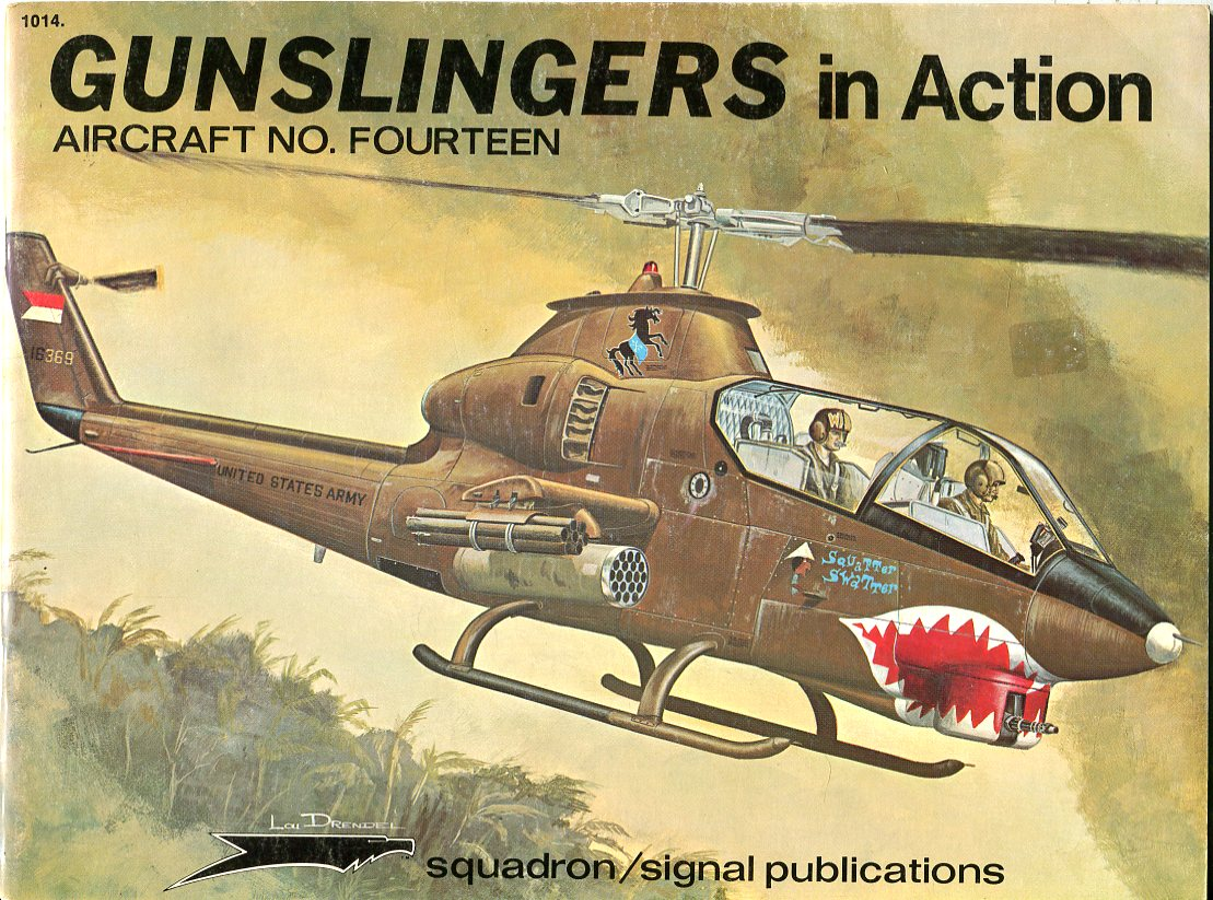 Image for Gunslingers in Action (Aircraft No. 14) (Squadron/Signal 1014)