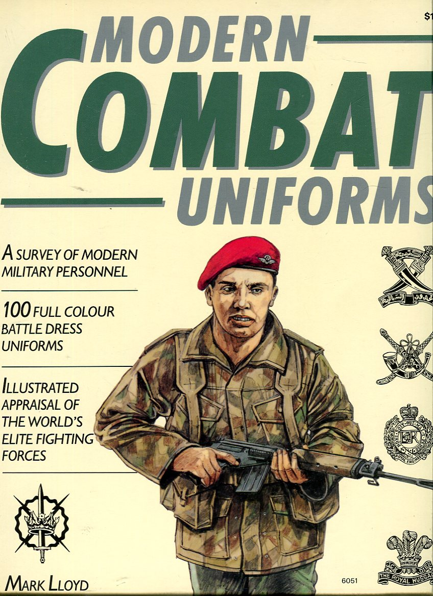 Image for Modern Combat Uniforms: A Survey of Modern Military Personnel
