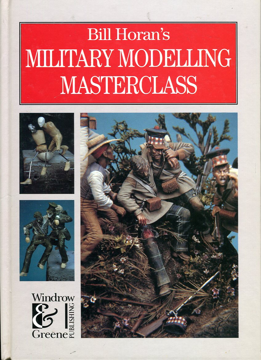 Image for Bill Horan's Military Modelling Masterclass