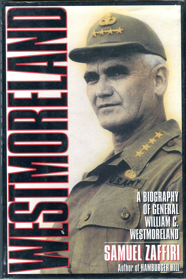 Image for Westmoreland: A Biography of General William C. Westmoreland