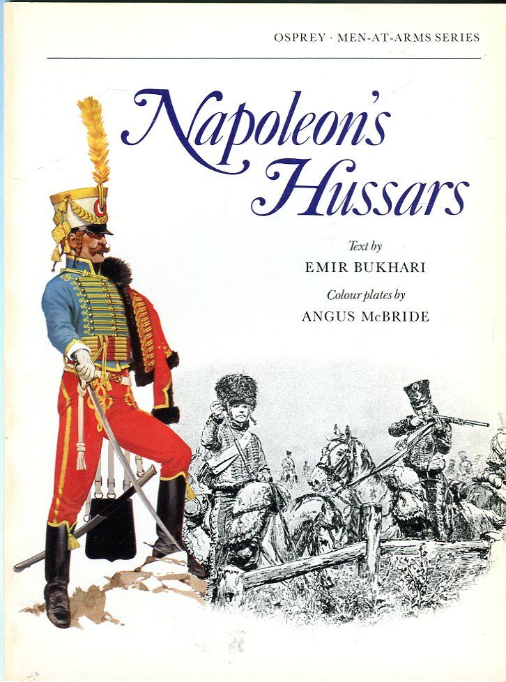 Image for Napoleon's Hussars (Osprey Men at Arms Series 76)