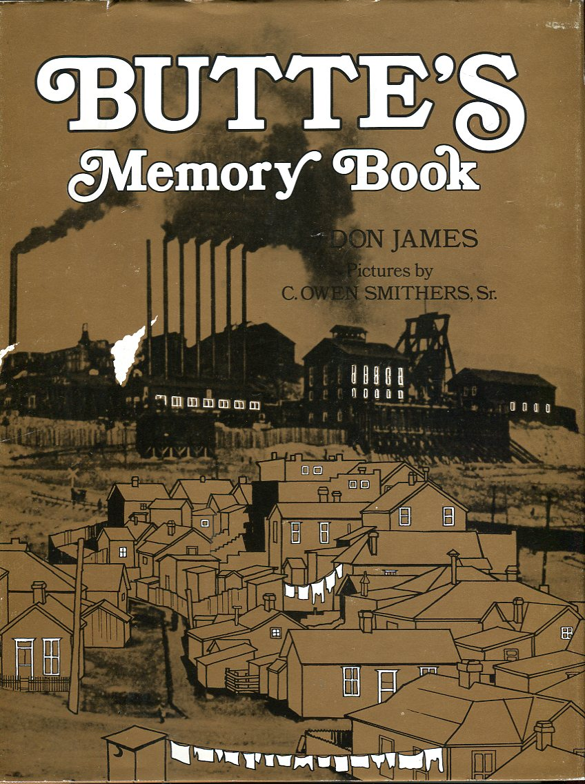 Image for Butte's (Montana) Memory Book