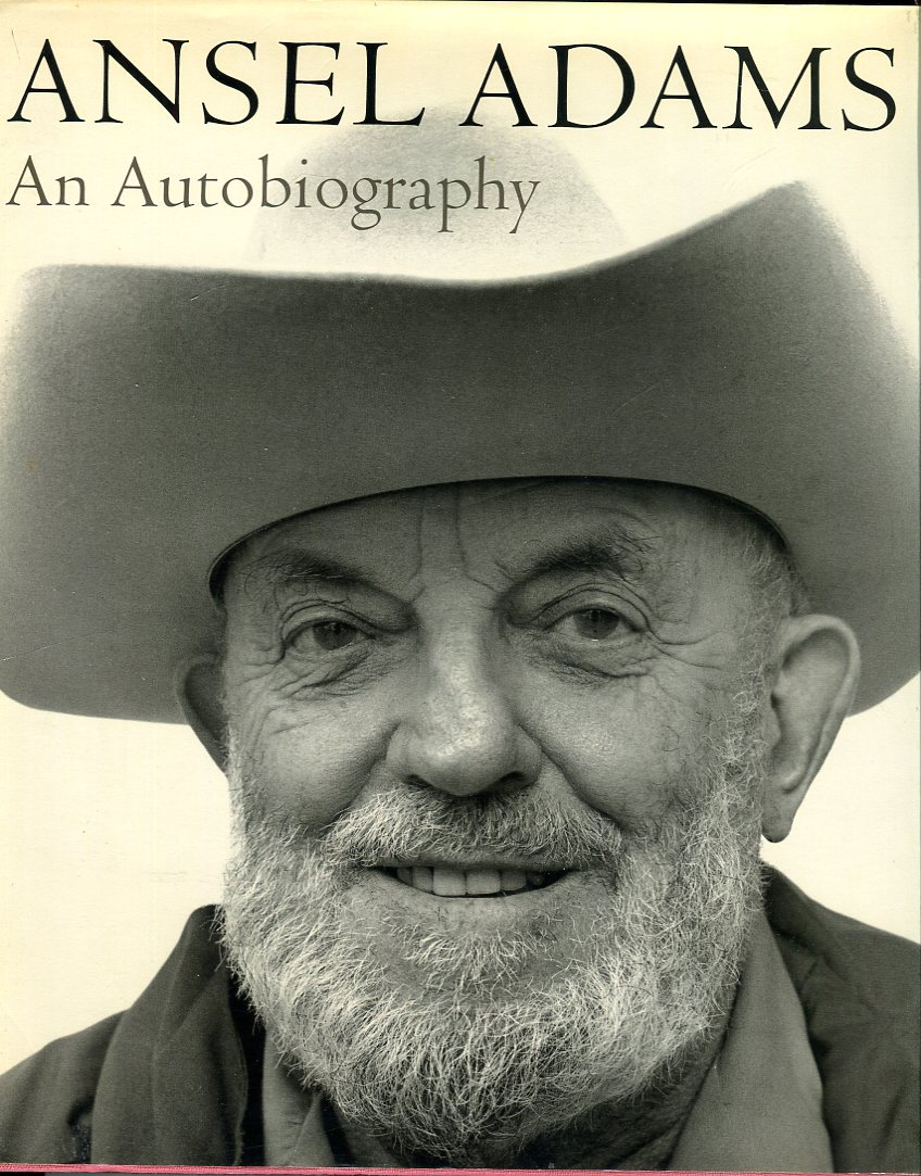 Image for Ansel Adams: An Autobiography