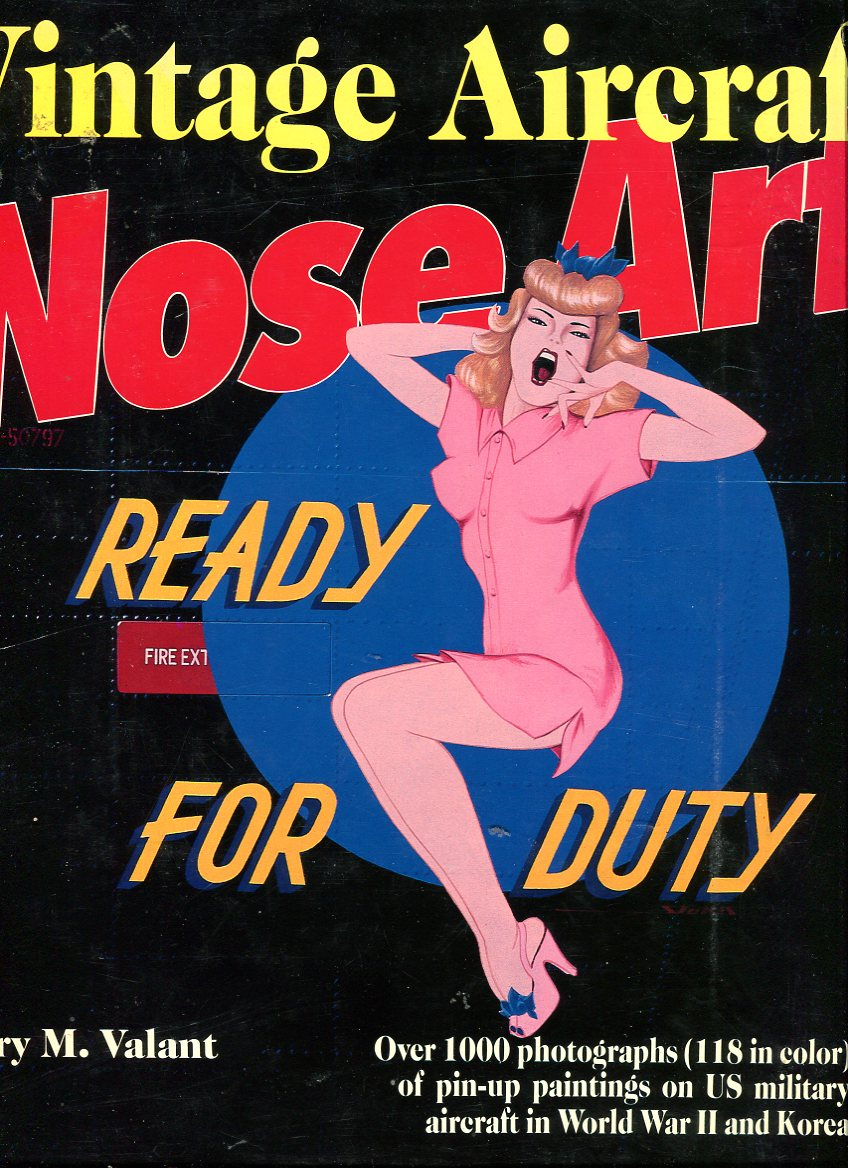 Image for Vintage Aircraft Nose Art