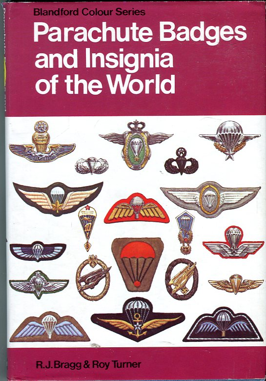 Image for Parachute Badges and Insignia of the World in Colour (Blandford Colour Series)