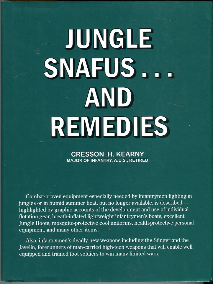 Image for Jungle Snafus�and Remedies