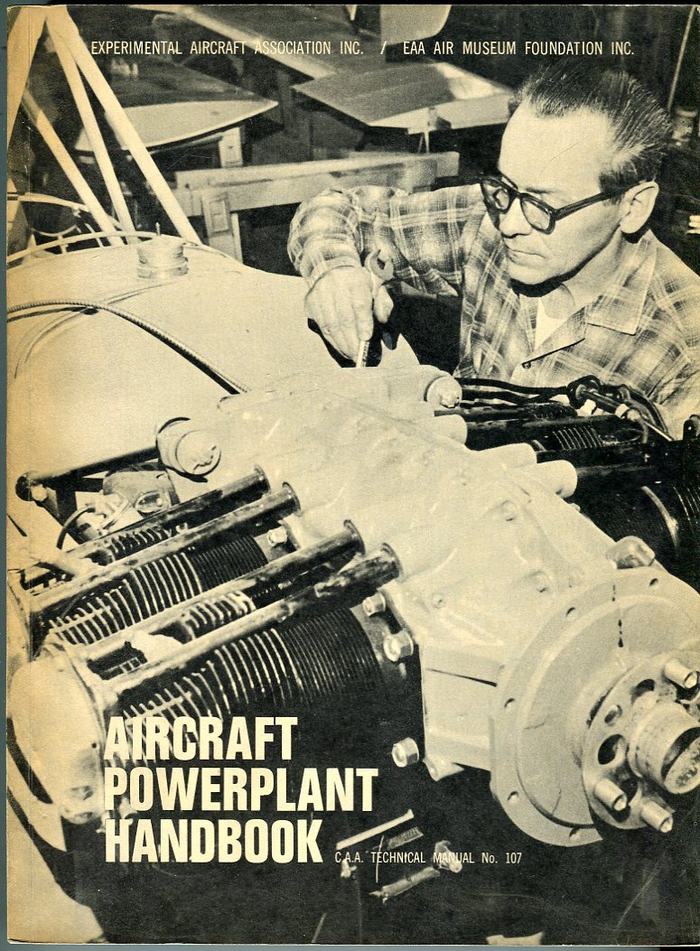 Image for Aircraft Powerplant Handbook: C.A.A. Technical Manual No. 107