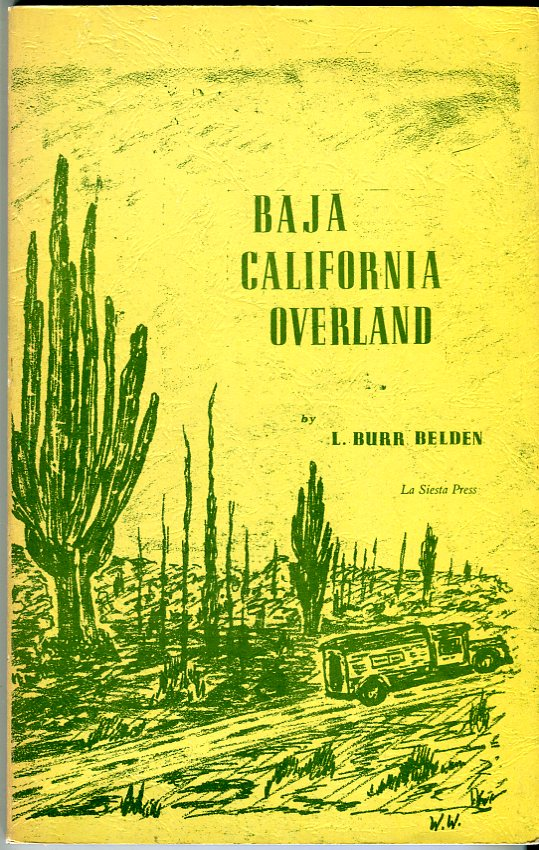 Image for Baja California Overland