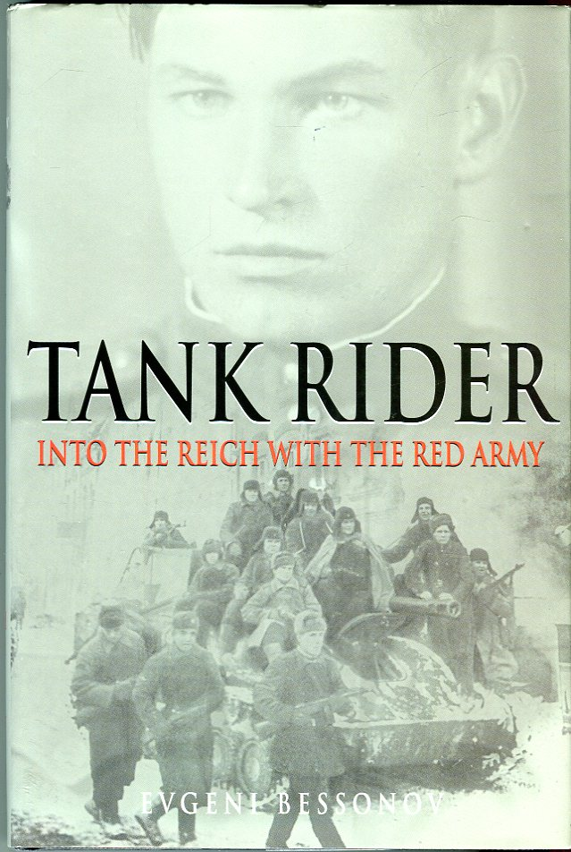 Image for Tank Rider: Into the Reich with the Red Army