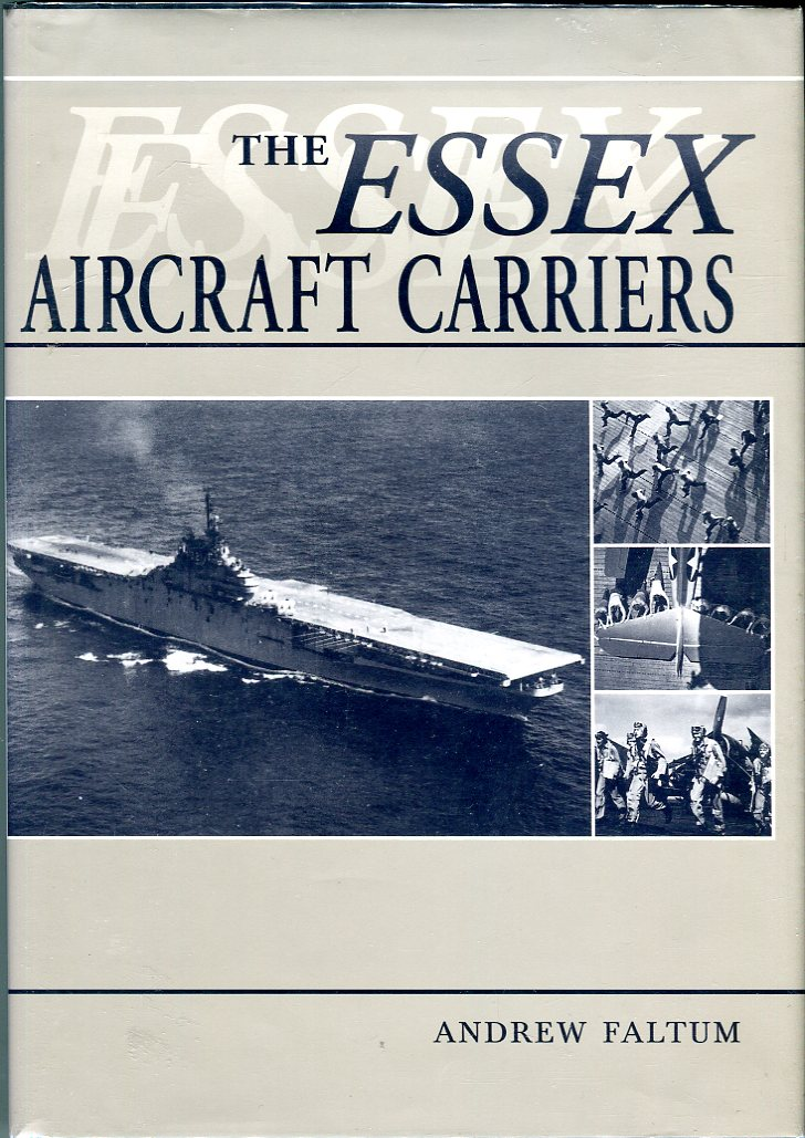 Image for The Essex Aircraft Carriers