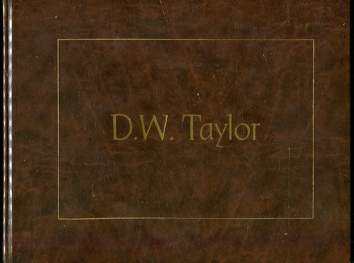 Image for D.W. Taylor