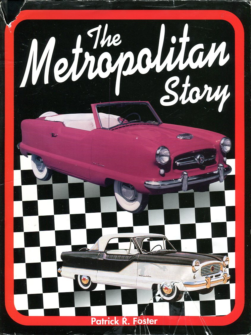 Image for The Metropolitan Story