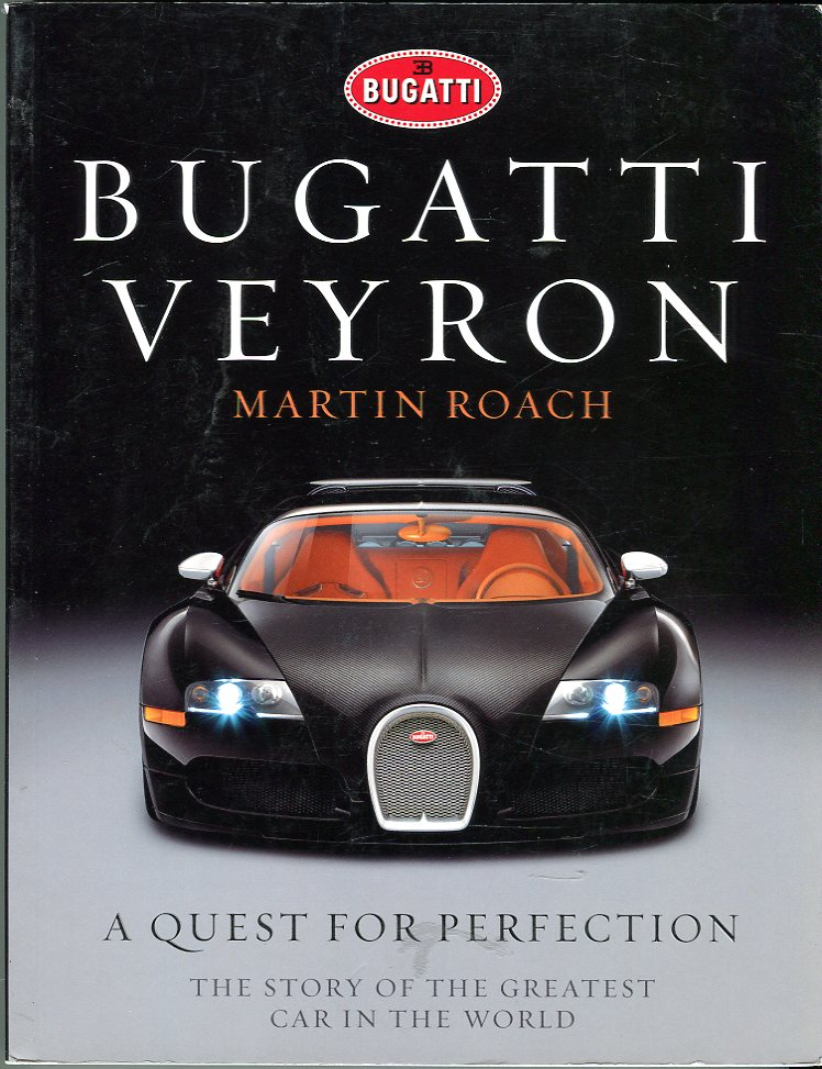 Image for Bugatti Veyron: A Quest for Perfection