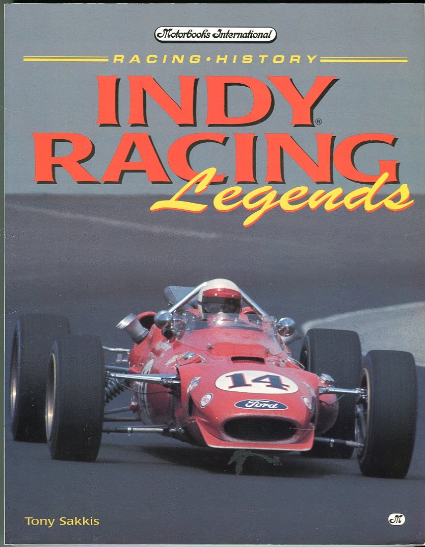 Image for Indy Racing Legends (Racing History Series)