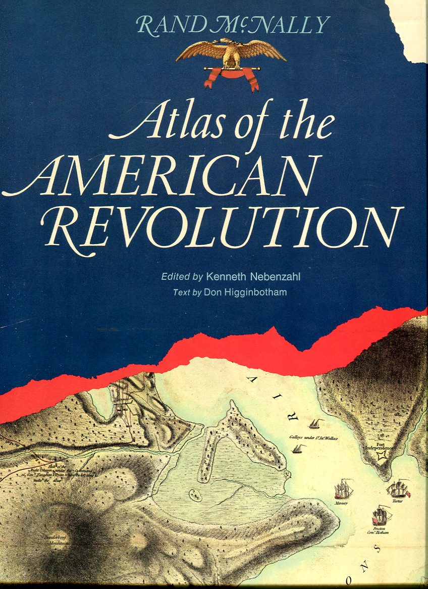 Image for Rand McNally Atlas of the American Revolution