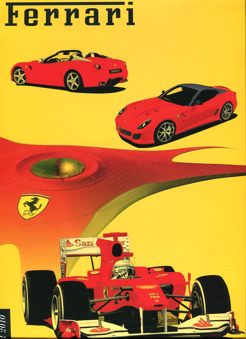 Image for Ferrari: The Official Ferrari Magazine, Issue 11, December 2010