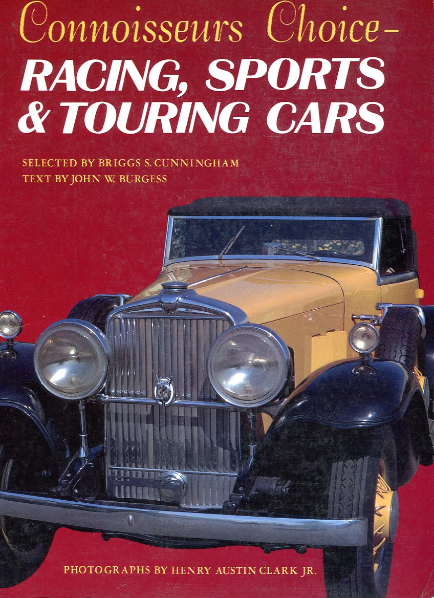 Image for Connoisseurs Choice: Racing, Sports & Touring Cars