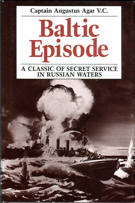 Image for Baltic Episode: A Classic of Secret Service in Russian Waters