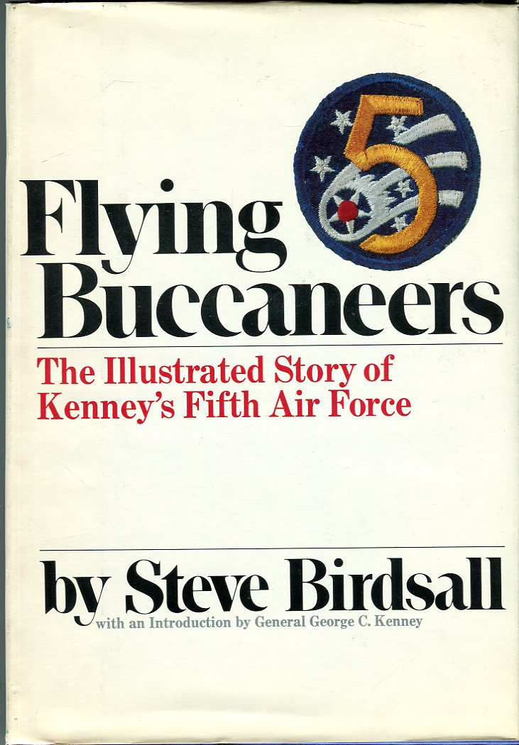 Image for Flying Buccaneers: The Illustrated Story of Kenny's Fifth Air Force