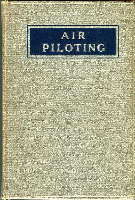 Image for Air Piloting: Manual of Flight Instruction