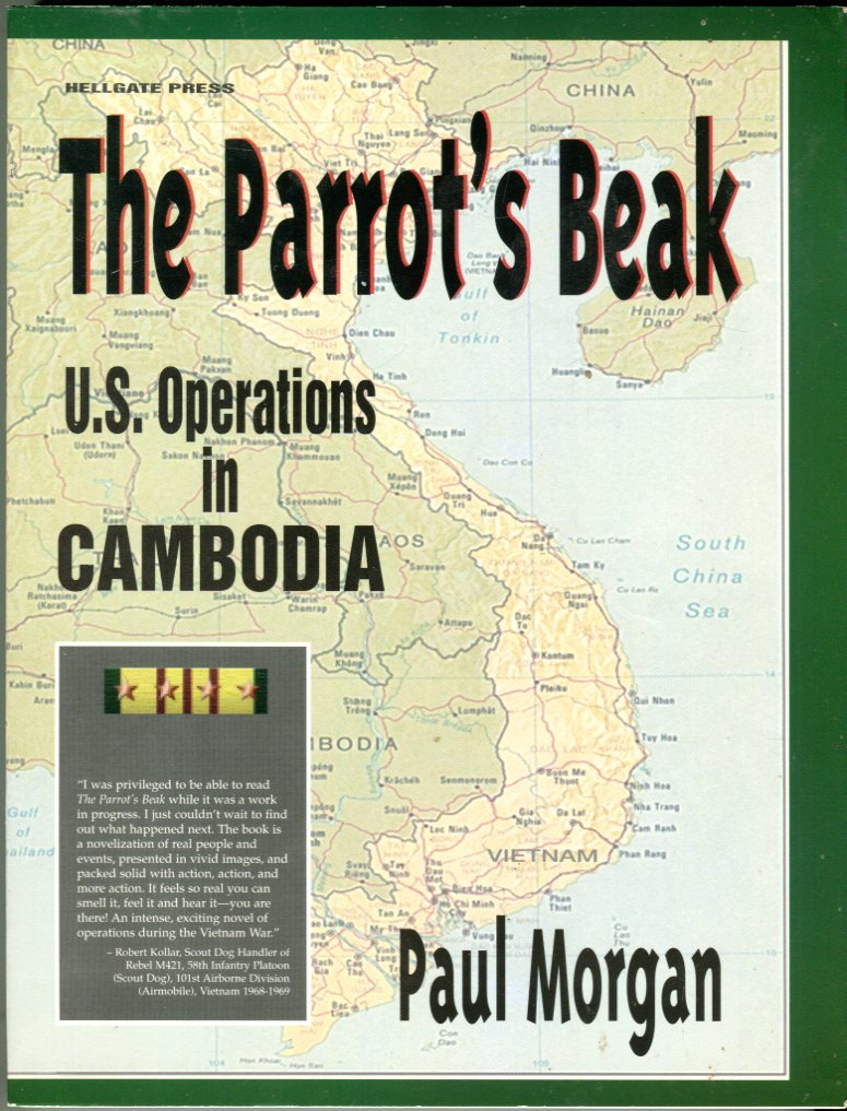 Image for The Parrot's Beak: U.S. Operations in Cambodia