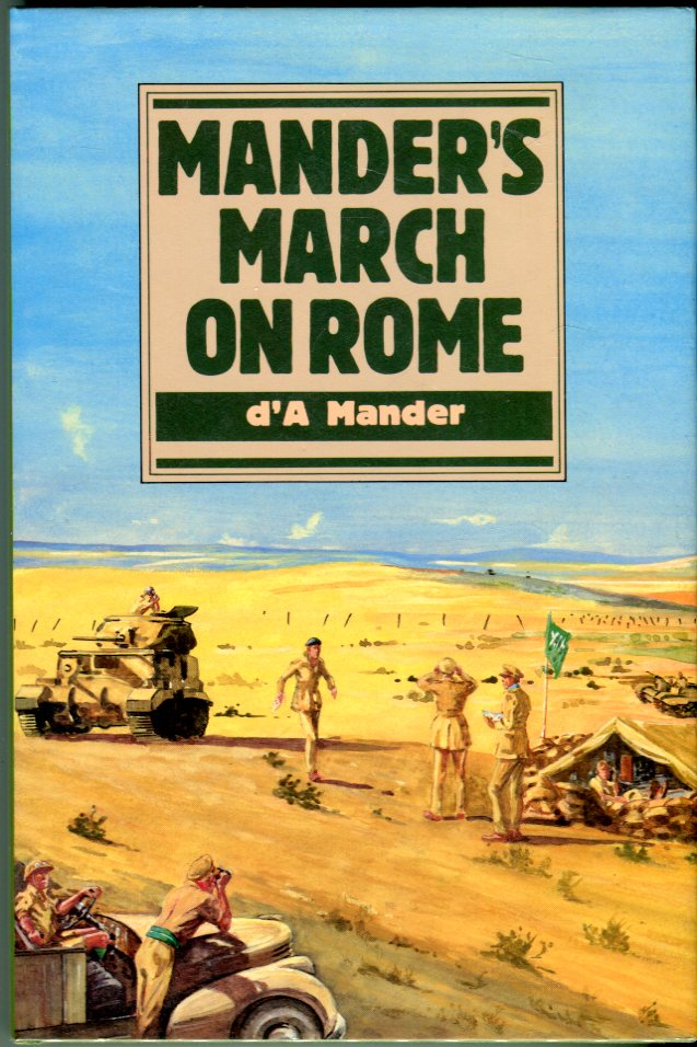 Image for Mander's March On Rome
