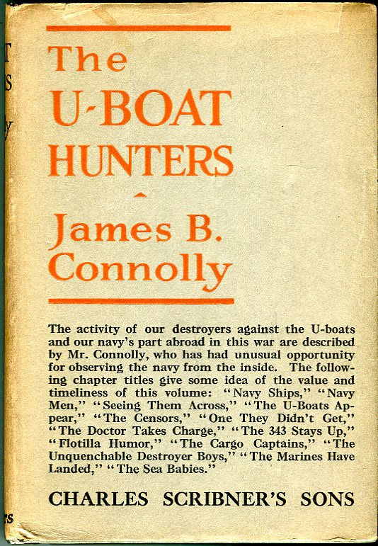 Image for The U-Boat Hunters