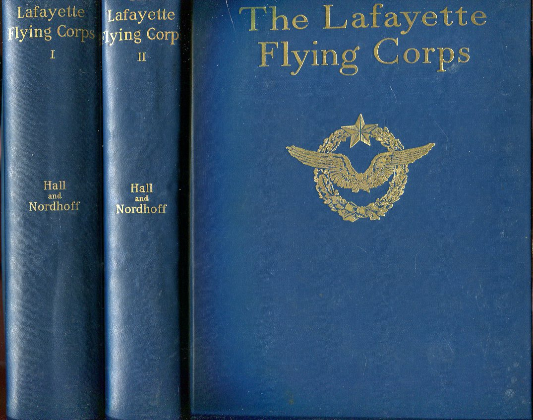 Image for The Lafayette Flying Corps (2 volumes)