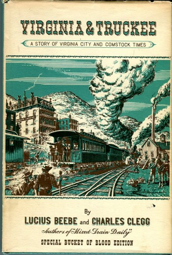 Image for Virginia & Truckee: A Story of Virginia City and Comstock Times