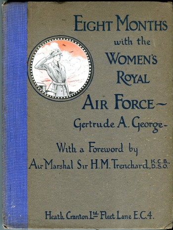 Image for Eight Months with the Women's Royal Air Force (Immobile)