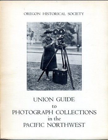Image for Union Guide to Photograph Collections in the Pacific Northwest (Research and Bibliographic Series No. 5)