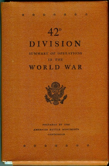 Image for 42nd Division: Summary of Operations in the World War
