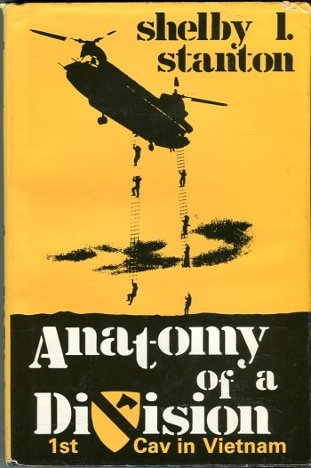 Image for Anatomy of a Division: The 1st Cav in Vietnam