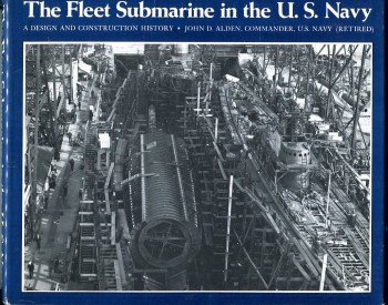 Image for The Fleet Submarine in the U.S. Navy: A Design and Construction History