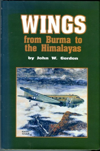 Image for Wings from Burma to the Himalayas