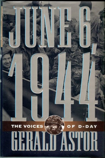 Image for June 6, 1944: The Voices of D-Day