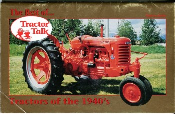 Image for The Best of... Tractor Talk: Tractors of the 1940's (Third in a Series)