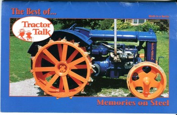 Image for The Best of... Tractor Talk: Memories on Steel (Ninth in Series)