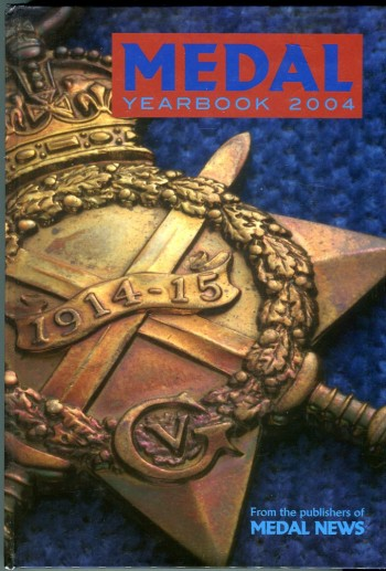 Image for The Medal Yearbook 2004