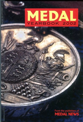 Image for The Medal Yearbook 2002